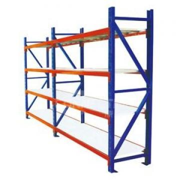 Corrosion Protection Longspan Warehouse Shelving and Racking Heavy Duty Scale