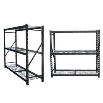 5 Tier Extra Wide Racking Garage Shelving Heavy Duty Industrial Steel & MDF Boltless Shelves or Workbench