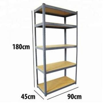 Galvanized Adjustable Shelf Metal Steel Frame Garage Storage Shelving Unit