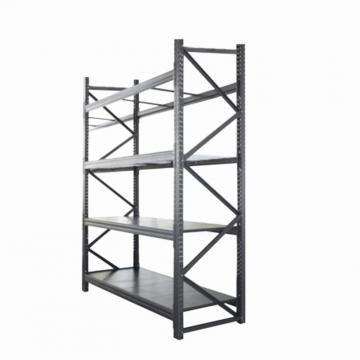 Environmental Friendly Pre-galvanized Pallet Rack Warehouse Adjustable Metal Shelves Selective Racking Systems