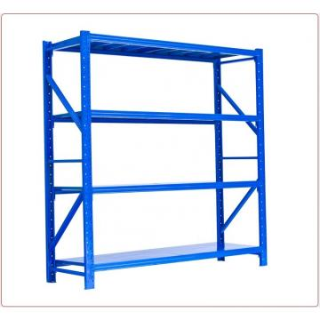 metal foldable stack rack for fabric rolls storage